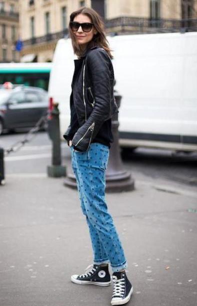 Фото - З чим носити кеди чорні?