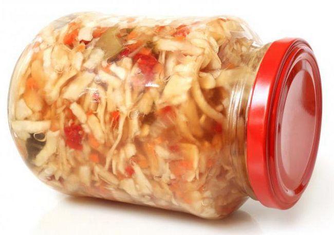 Фото - Салат з грибами на зиму. Прості рецепти
