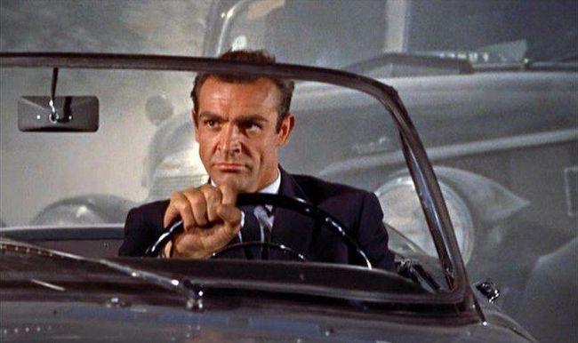 Фото - Найвідоміша машина Джеймса Бонда. Автомобілі Джеймса Бонда: список і фото