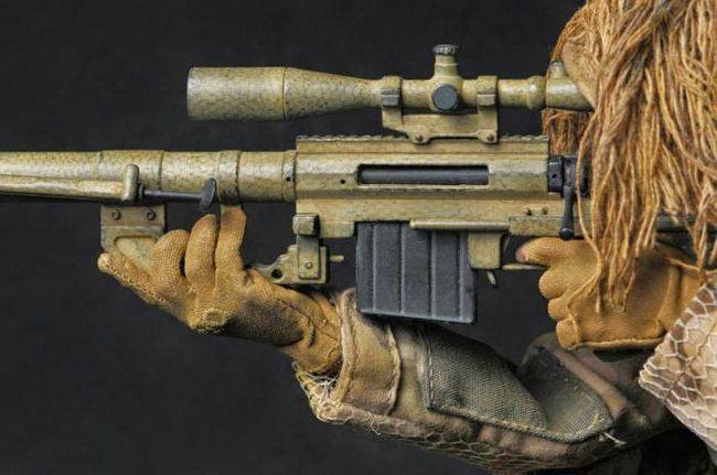 Фото - Найпотужніша снайперська гвинтівка російського та іноземного виробництва