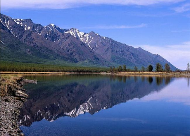 найбільше прісноводне озеро в світі