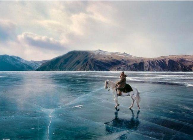 найбільше прісноводне озеро в світі за площею