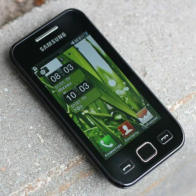 Фото - Samsung wave 525: характеристики, настройка, відгуки. Як прошити? Samsung wave 525 не включається: як перепрошити?