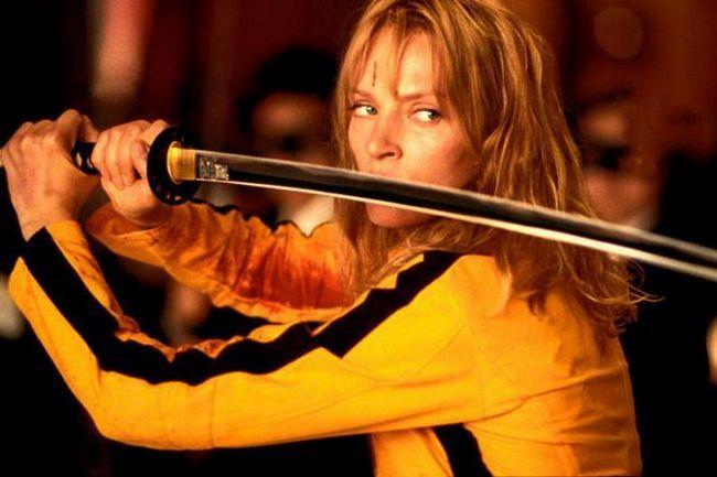 Фото - Самурайський меч Хатторі Ханзо
