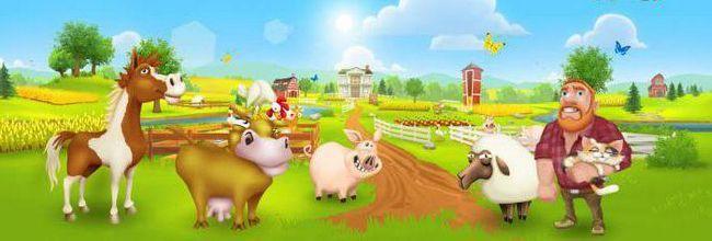 секрети гри hay day
