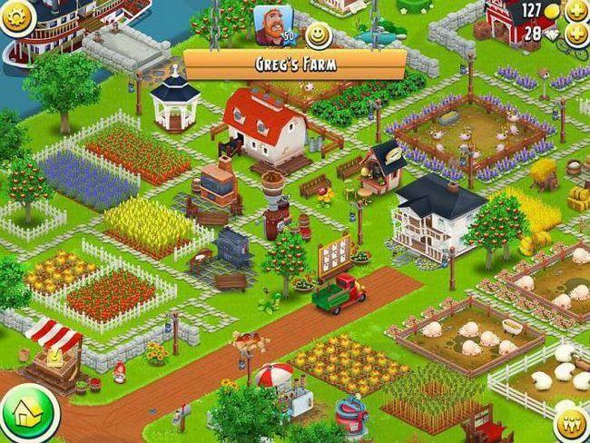 ферма hay day