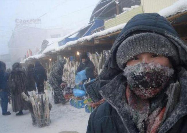 Фото - Найхолодніший у світі місто знаходиться в Якутії