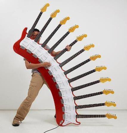 Фото - Самий незвичайний музичний інструмент. Незвичайні музичні інструменти світу