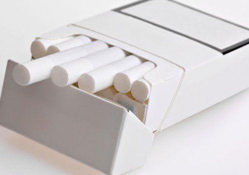 скільки пачок сигарет у блоці