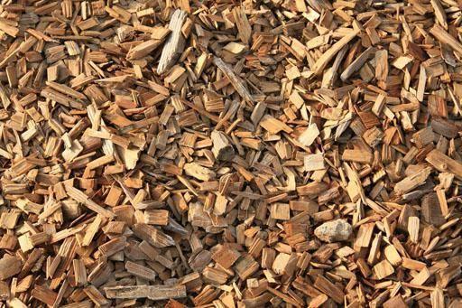 Фото - Тріска деревна: виробництво, застосування