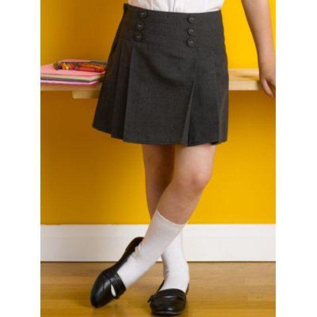 Фото - Шкільні спідниці для підлітків - важкий вибір