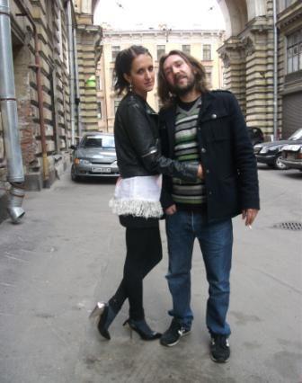 Сергій шнурів дружина