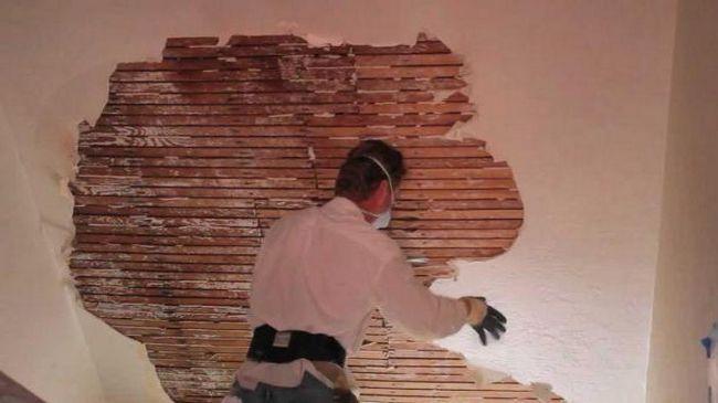 шпаклівка стін своїми руками під шпалери і фарбування