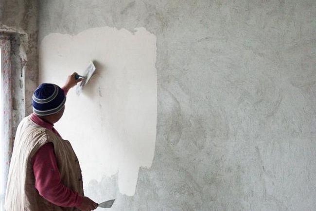 шпаклівка стін своїми руками інструкція