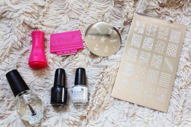Фото - Штамп для нігтів: як користуватися правильно?