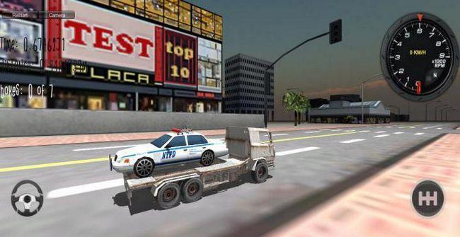 симулятори вантажівок