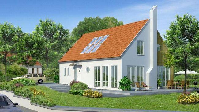 проекти скандинавських одноповерхових будинків
