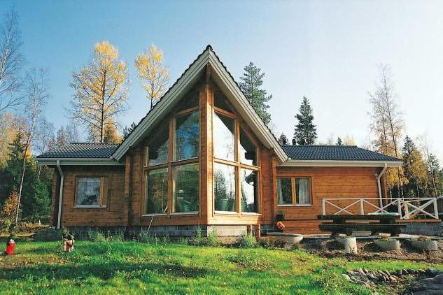 Фото - Скандинавські будинку: проекти, фото