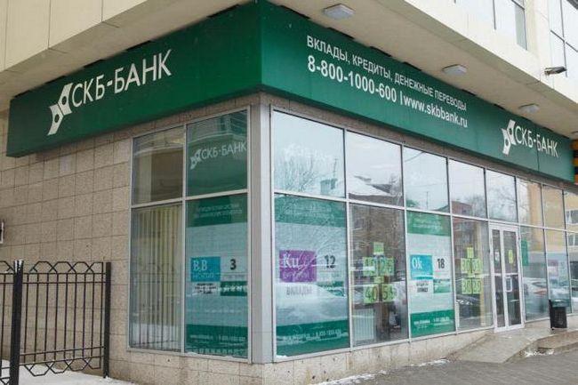 СКБ-банк відгуки про кредити