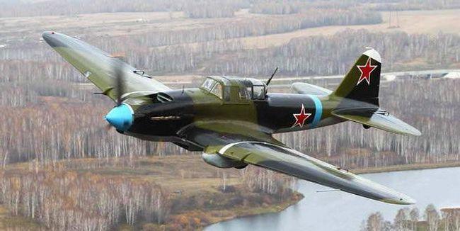 Фото - Скільки було побудовано штурмовиків іл-2 (1941 - 1945)