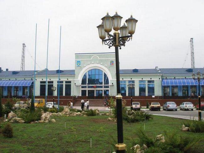Фото - Скромні ворота криму - місто джанкой