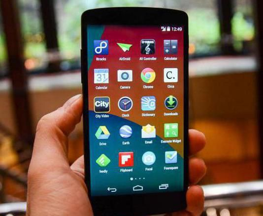 смартфон Nexus 5 D821