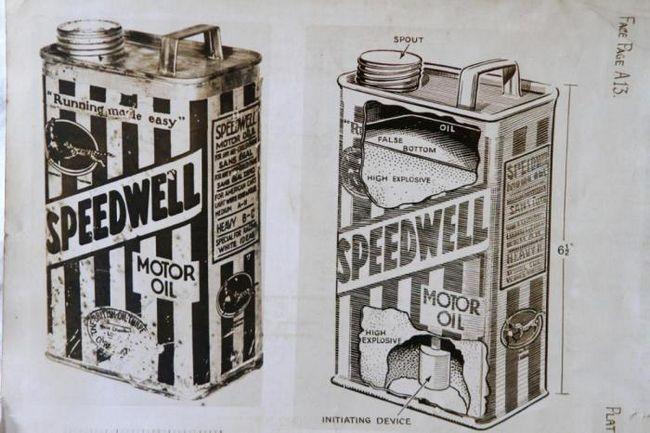 Фото - Смерть від шоколаду? Виявлені ескізи незвичайних нацистських бомб