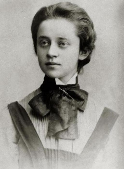 софія Парнок