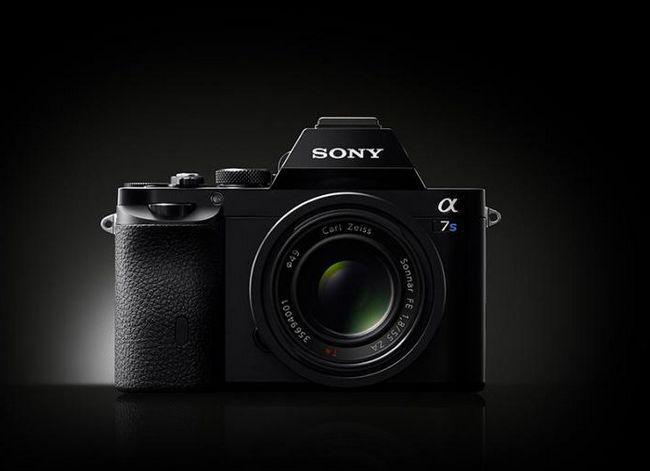 Фото - Sony a7s: огляд, відгуки, фото, характеристики