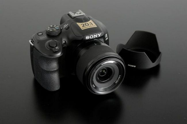 Фото - Sony alpha a3500: відгуки, огляд