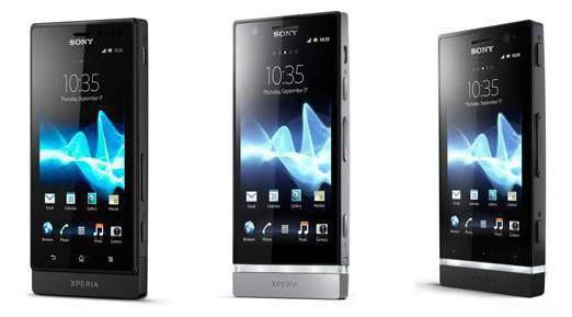 Sony Xperia Sola огляди