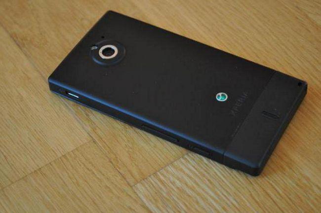 Sony Xperia Sola технічні характеристики