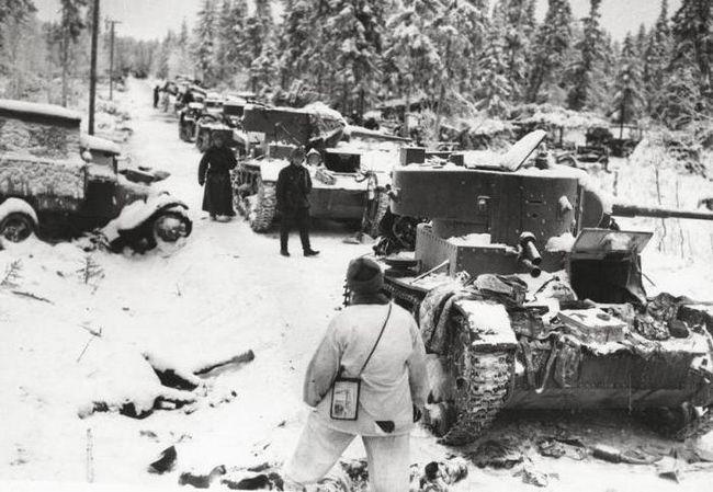 Фото - Радянський легкий танк т-50