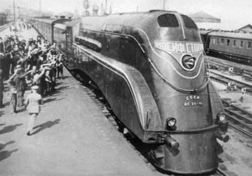 Фото - Радянський магістральний пасажирський паровоз ис: історія, технічні характеристики