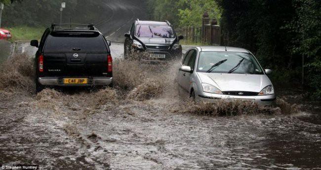 Фото - Поради з водіння в дощ