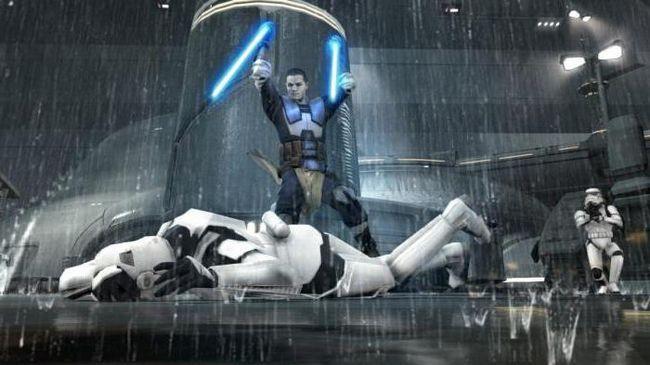 проходження до гри star wars the force unleashed 2