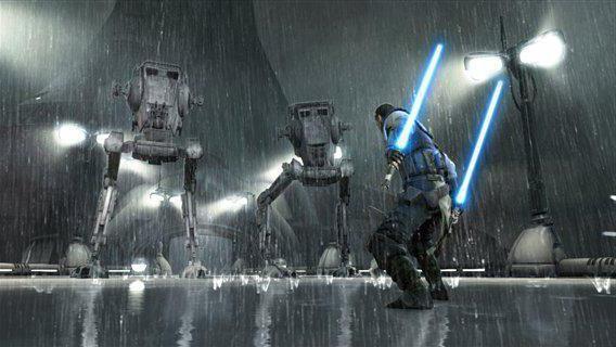 star wars the force unleashed 2 або як знайти вихід