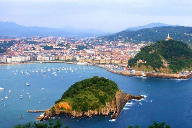 Фото - Столиця країни басків: опис, пам'ятки та відгуки