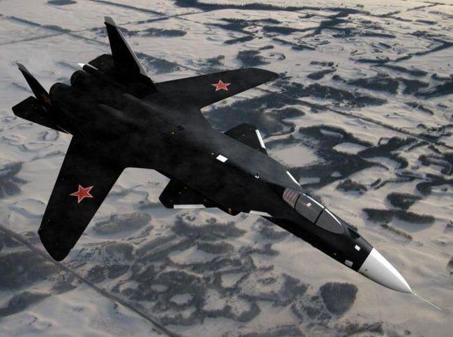 Фото - Су-47