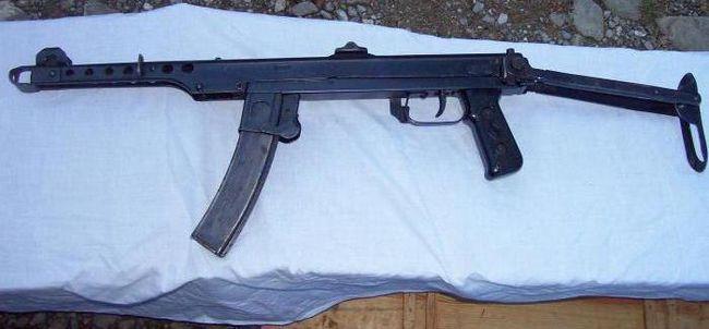 Фото - Судаева пістолет-кулемет: приклад збройового генія на століття