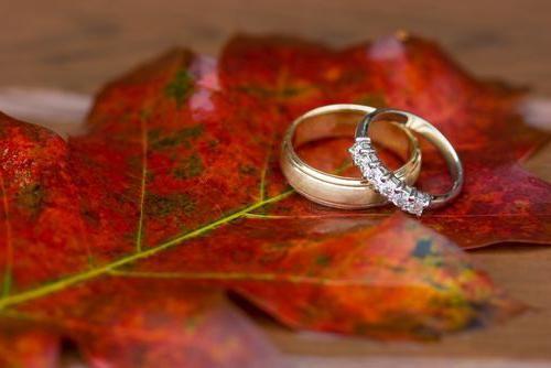 Фото - Весілля у вересні. Її величність природа - для вас!