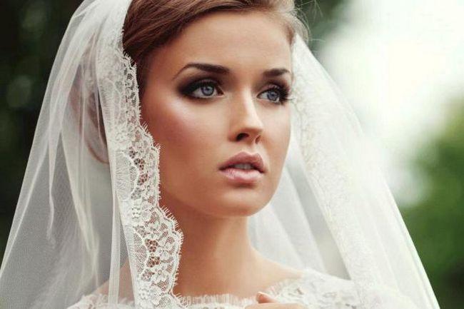 Фото - Весільний образ нареченої і нареченого: ідеї, аксесуари та опис