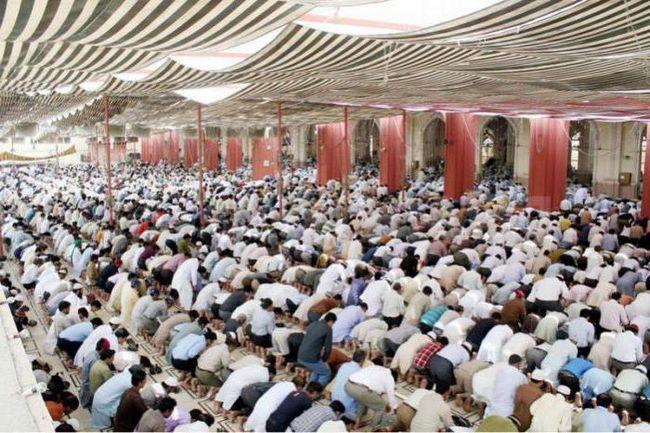 початок місяця рамадан