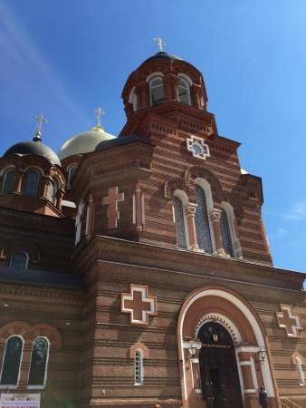 Фото - Свято - єкатерининський собор (краснодар). Історія та наші дні