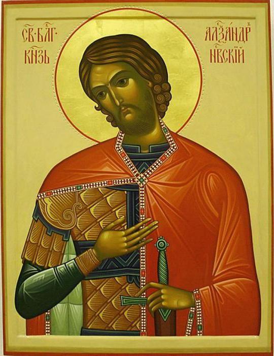 Фото - Святого Олександра Невського. Ікони Олександра Невського. Православні рукописні ікони