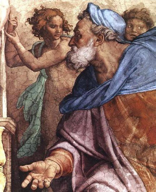 Фото - Святий пророк Єзекіїль. День пам'яті святого пророка Єзекіїля