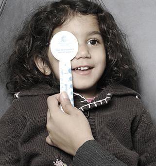 Фото - Таблиця Сивцева - найкращий помічник у діагностиці зору людини