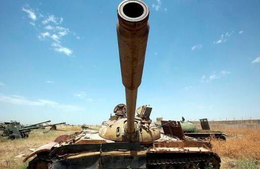 Фото - Танк т-55: технічні характеристики, фото та історія створення