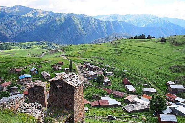 Фото - Тектонічна структура кавказа. Тектонічна структура кавказьких гір