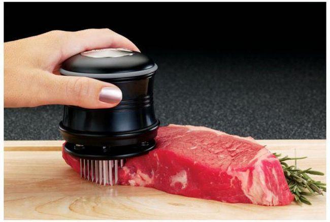 Фото - Тендерайзери для м'яса: характеристики, відгуки